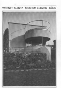 Werner Mantz, Architekturphotographie in Köln, 1926-1932
