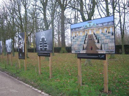 Parc de Sceaux - tentoonstelling