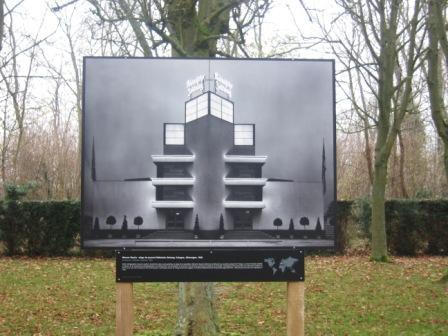 Parc de Sceaux - foto van Werner Mantz