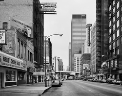 South Wabash Avenue, Chicago 1992