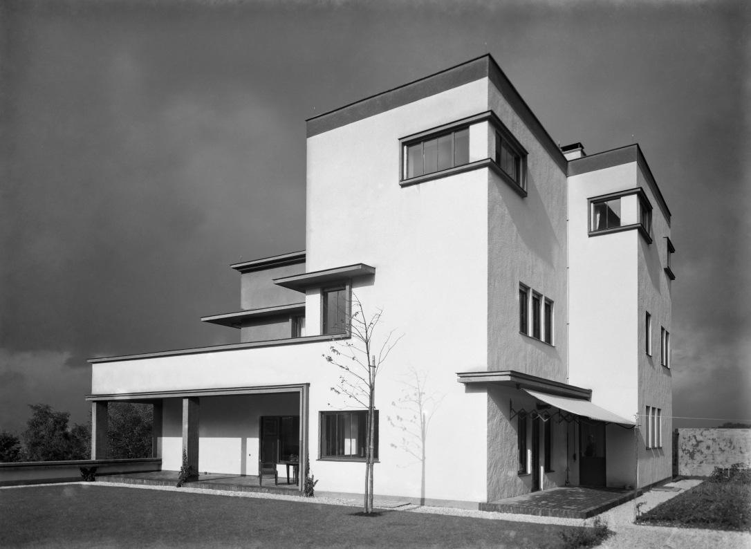 Woonhuis Dr. G., architect H.H. Lüttgen (ca. 1926-1932)