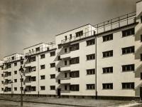 Weiße Stadt, Köln-Buchforst, 1931